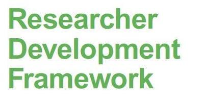 The Researcher Development Framework (RDF)