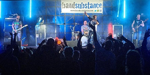 Charity Gig Evening with BandSubstance