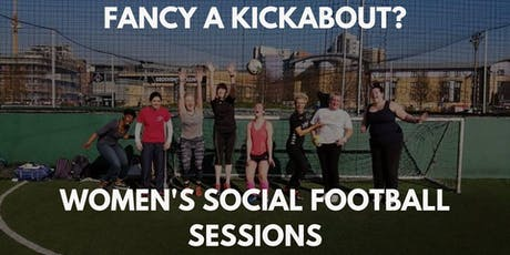 Women's Social Football Sessions tickets