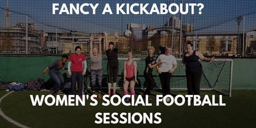 Women's Social Football Sessions