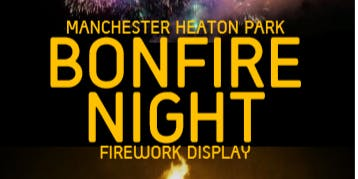 Unite Students - Heaton Park Bonfire Night/Firework Display Trip