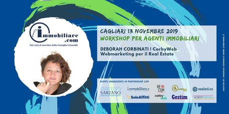 WORKSHOP | WEBMARKETING PER IL REAL ESTATE biglietti
