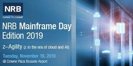NRB Mainframe Day 2019 tickets