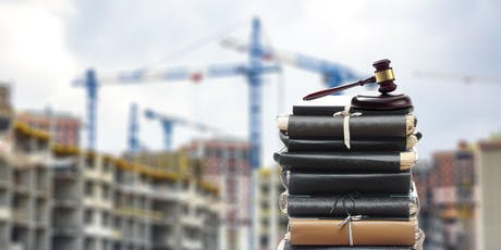 Construction Law Committee - Foundation Level Training 1, 8 and 15 November tickets
