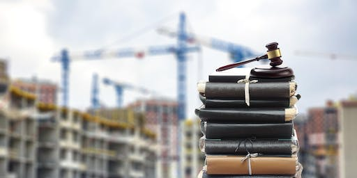 Construction Law Committee - Foundation Level Training 1, 8 and 15 November