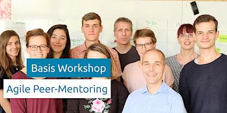 Basis-Workshop Agile Peer-Mentoring: Praxisgrundlagen Wissensvermittlung Tickets