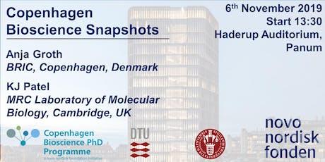 Copenhagen Bioscience Snapshots tickets