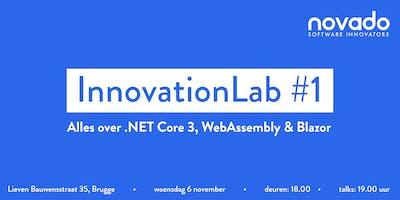 InnovationLab #1: alles over .NET Core 3, C# 8.0, WebAssembly & Blazor