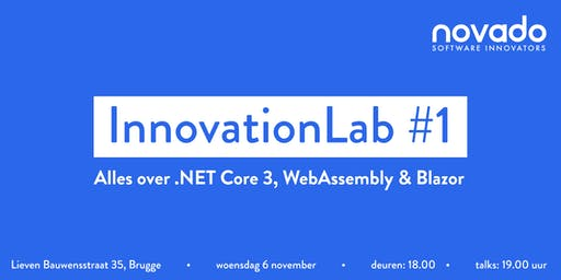 InnovationLab #1: alles over .NET Core 3, C# 8.0, WebAssembly & Blazor