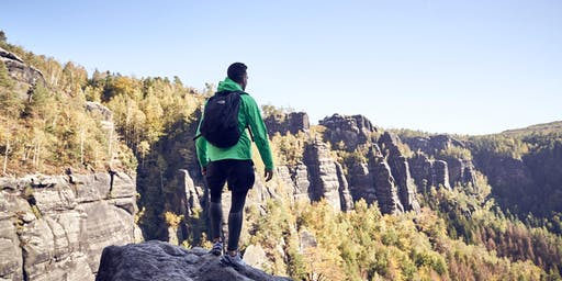 #Future Light Goes Elbsandsteingebirge // HIKE + TRAIL Special