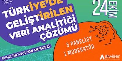 Türkiye'de Geliştirilen Veri Analitiği Çözümü - Panel