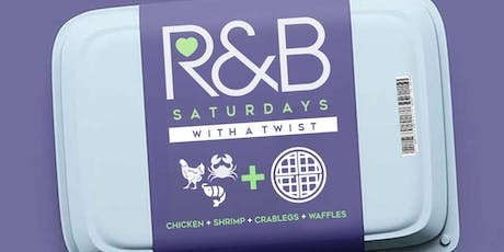 I Love R&B Day Party tickets