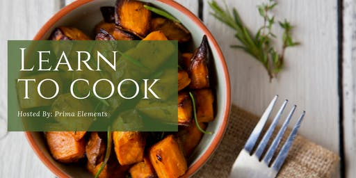 Learn to Cook - Glazed Spicy Sweet Potatoes
