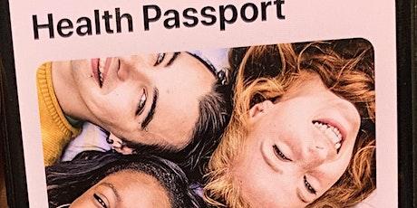 SWB CCG Health Passport Launch tickets