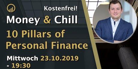 Money & Chill - 10 Pillars of Personal Finance by Fabian Gerber Tickets