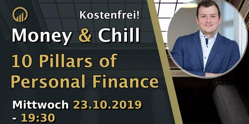 Money & Chill - 10 Pillars of Personal Finance by Fabian Gerber