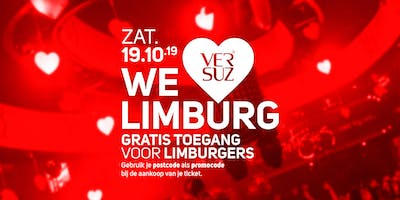 Versuz loves Limburg