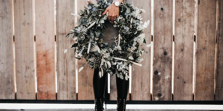 Christmas Wreaths & Cocktail Evening ft Issy & Bella  tickets