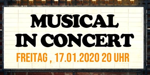 Musical in Concert 2020