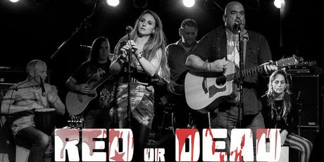 Red or Dead - Lefties for the Foodbank! tickets