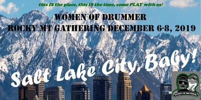 Women of Drummer Rocky Mountain Regional Gathering
