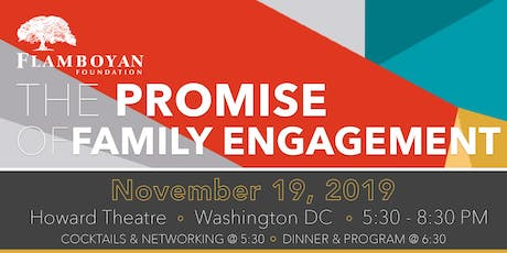 The Promise of Family Engagement tickets