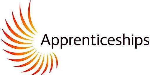 HMRC Apprenticeships Stall event