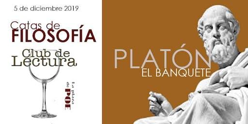 CATA DE FILOSOFÍA. El banquete de Platón
