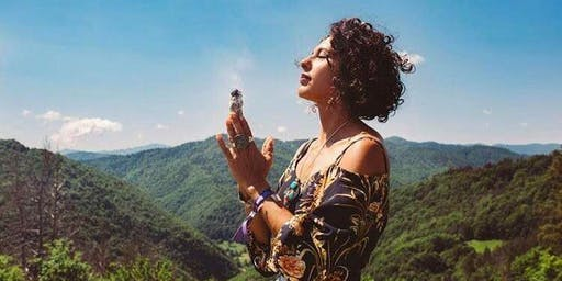 Shamanic Energy Healing sessions 1:1  with Romina Zapata