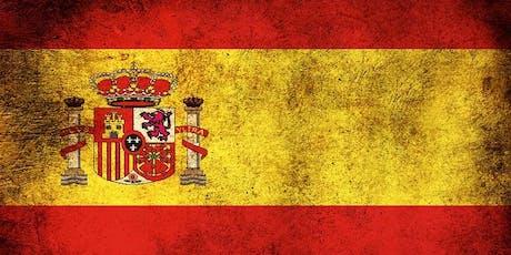 La Hora Feliz ! Ape en español tickets