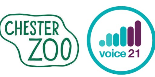 Chester Zoo and Voice 21 Campaign Day