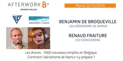 B19 Brabant Wallon - AFTERWORK - Les drones