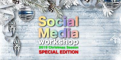 Social Media Workshop - Christmas Edition