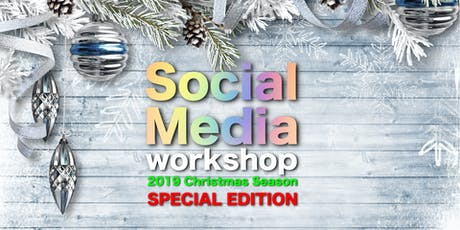 Social Media Workshop - Christmas Edition tickets