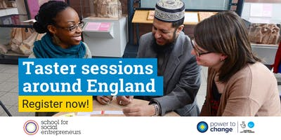 Community Business Trade Up Taster Sessions