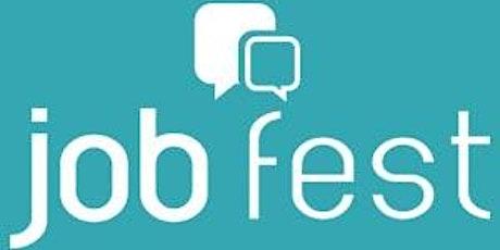 Jobfest Kinépolis Lomme 30 et 31 Janvier 2020 billets