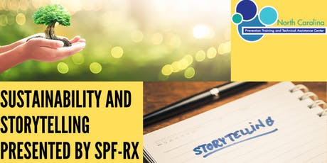 Sustainability and Storytelling Presented by SPF-Rx - Raleigh tickets