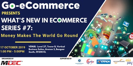 17 Oct 2019 | What's New In eCommerce Series #7 tickets