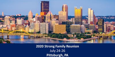 2020 Strong Family Reunion - Pittsburgh