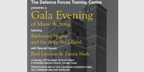 Defence Forces Training Centre Gala Concert tickets