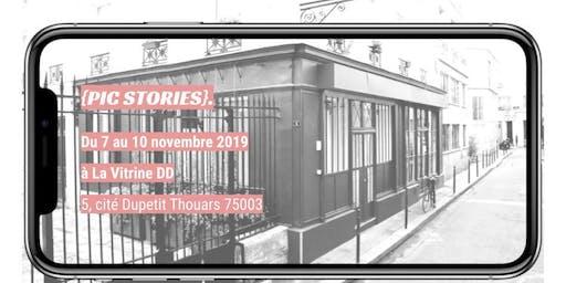 Pic Stories // Expo Portraits // Studio Photo Ephémère