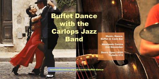 Buffet Dance with the Carlops Jazz Band