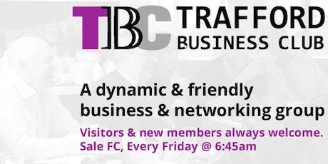 Trafford Business Club tickets