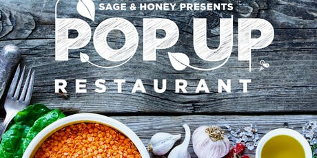 Sage & Honey presents A Celebration of South America Pop Up Restaurant tickets