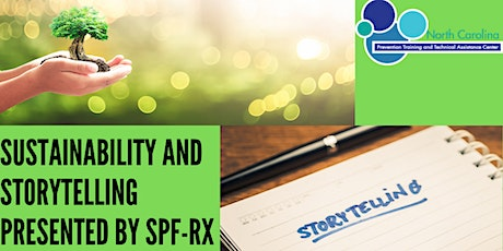 Sustainability and Storytelling Presented by SPF-Rx - Winston Salem, NC tickets