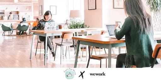 Yoga x WeWork I Frankfurt *bring a mat
