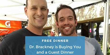 Pain Free Naturally | FREE Dinner Event with Dr. Michael Brackney, DC tickets