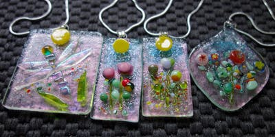 Fused Glass Relief Class (Deposit Booking)