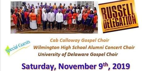 2019 Scholarship Gospel Concert  tickets