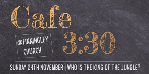 Cafe 3:30 November 2019